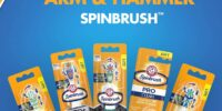 *COUPON ALERT* Arm & Hammer Spinbrush Pro Series Daily Clean Battery Toothbrush!