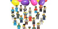 *PROMO CODE* 24 Easter Eggs With Minifigures!
