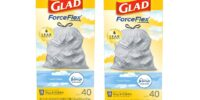 13 Gallon Glad ForceFlex Garbage Bags SAVINGS!