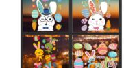 Easter Window Clings - HALF OFF!
