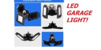 LED Garage Light - PROMO!
