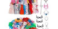 32 PCS Doll Accessories Set - PROMO CODE!