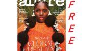 Score A NO COST Allure Magazine Subscription!