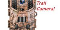 Trail Camera PROMO!!!