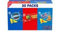 Nabisco Cookies & Cracker Variety Pack SAVINGS!