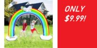 Rainbow Sprinkler - HALF OFF!