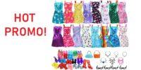 32 Piece Doll Accessories Set - PROMO!