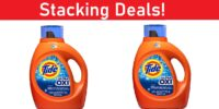 *STACKING DEALS* Tide Ultra Oxi!